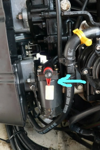 Primer Solenoid Position and RPM ?